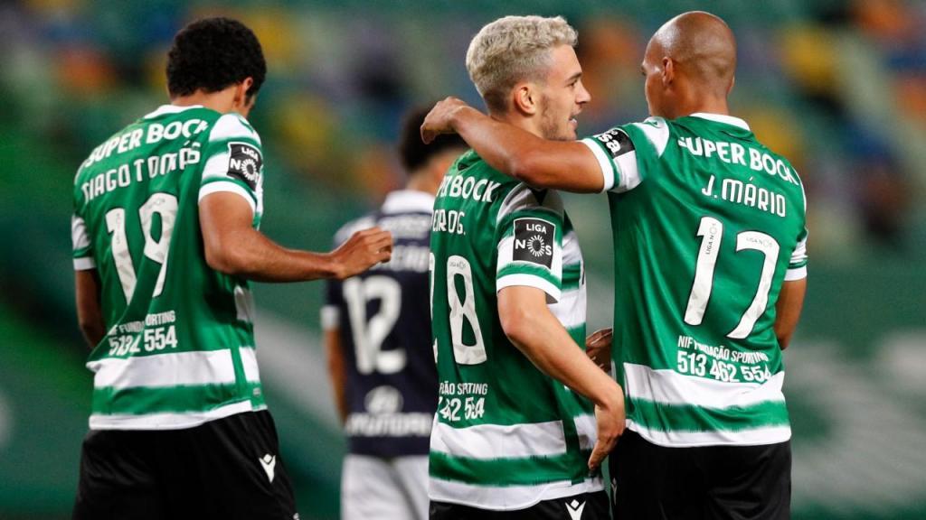Sporting CP (1-1) CF Famalicão