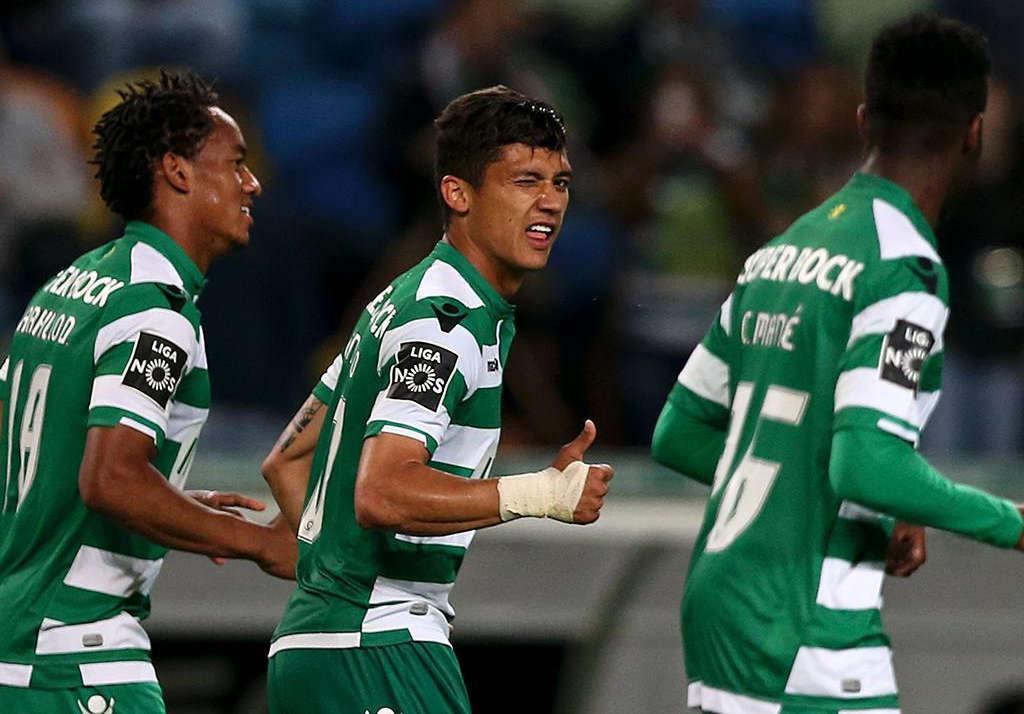 Neste dia… em 2015 – Sporting vence Nacional com bis de Montero