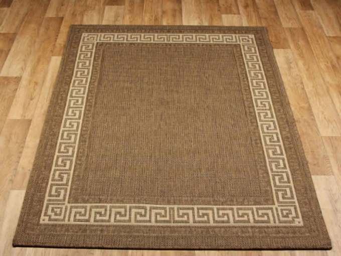 Buy Kitchen Rugs Online   Rugs Centre   Free UK Delivery Greek Key Flatweave Rugs