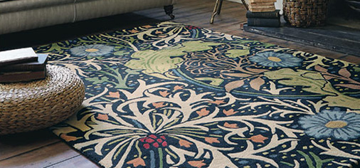 William Morris Rugs By The Original Morris And Co