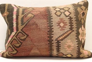 d205 vintage kilim lumbar pillow covers
