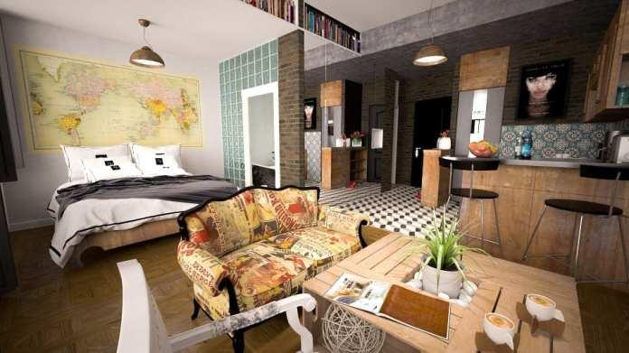 6 Studio Apartment Design Ideas To Maximise Your Space