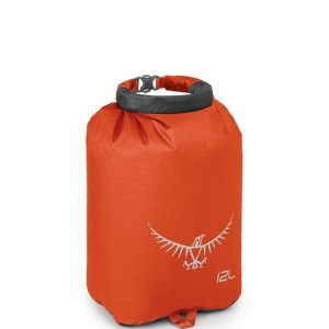 Osprey Drysack 12 liter Poppy Orange