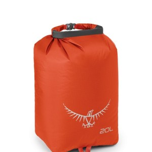Osprey Drysack 20 liter Puppy Orange