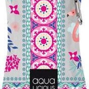 Aqua Licious - Happy Flamenco - waterzak - 450 ml