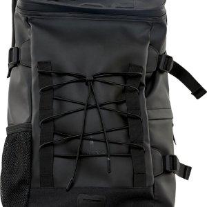 Rains Mountaineer Bag Rugzak Heren - One Size - Black