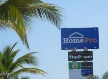 HomePro - Thai Baumarkt