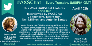Kevin Ruh's Video Interview available on www.axschat.com