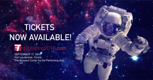 Trailblazing2016 tickets available banner.