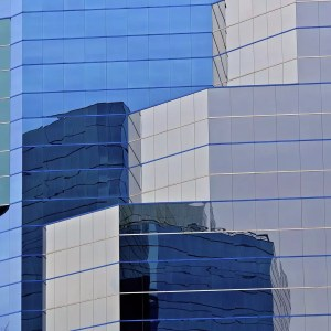 Abstract Design Buildings