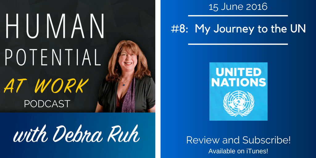 My Journey to the UN