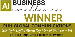 AI 2016 Business Winner Banner