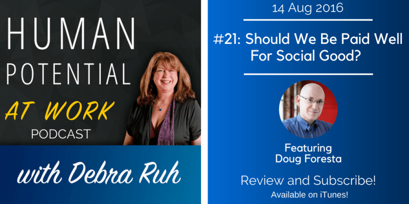 Human Potential At Work Episode 21