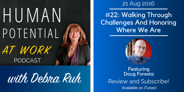 Human Potential At Work Episode 22