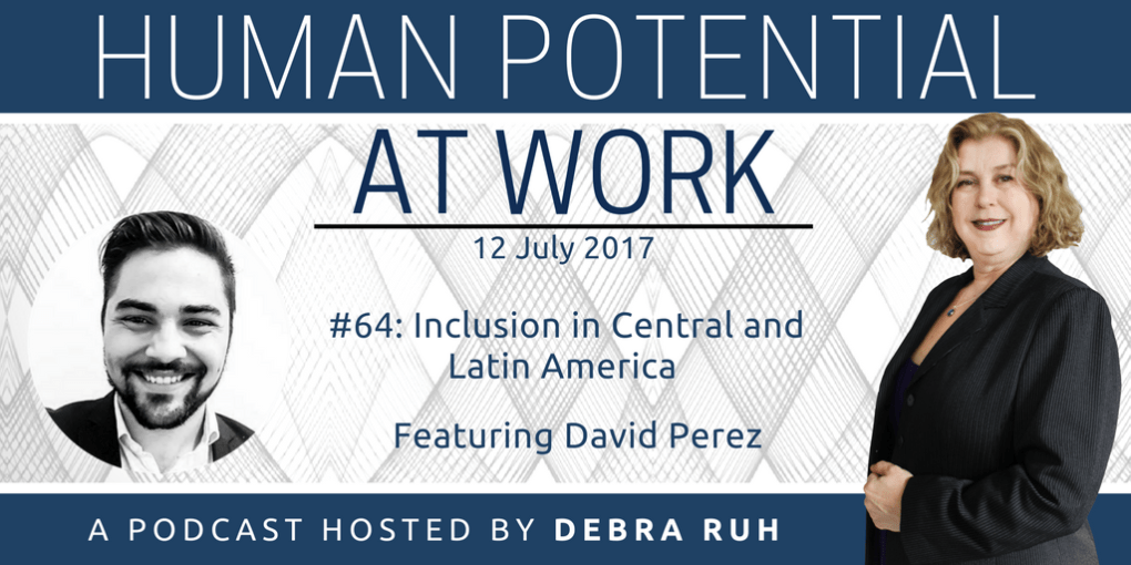 Episode Flyer for #64: Inclusion in Central and Latin America