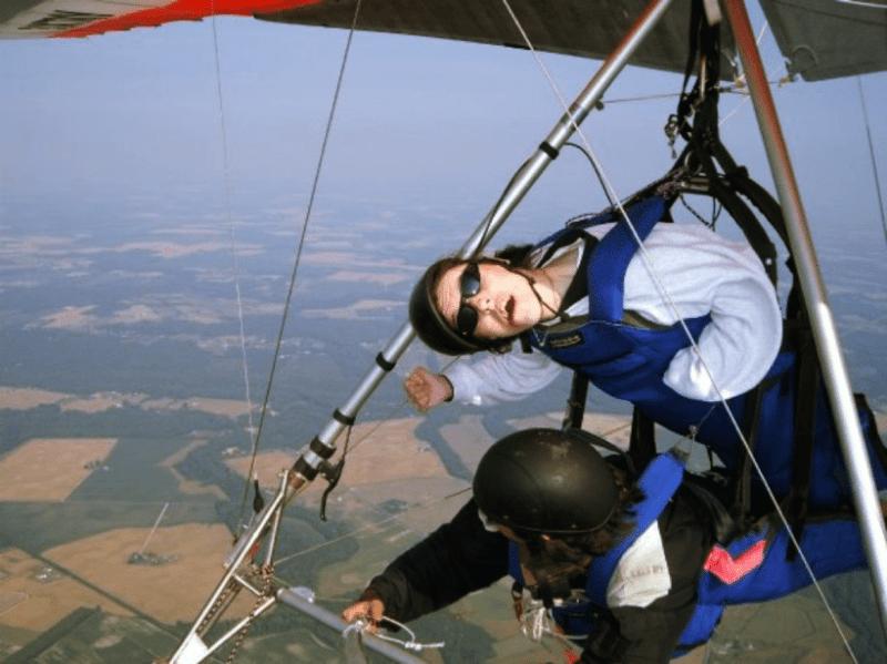 Rosemary Hang Gliding