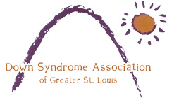 Down Syndrome Association Logo