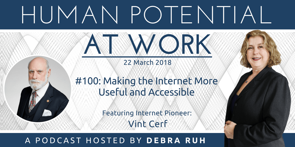Flyer for #100: Making the Internet More Useful and Accessible