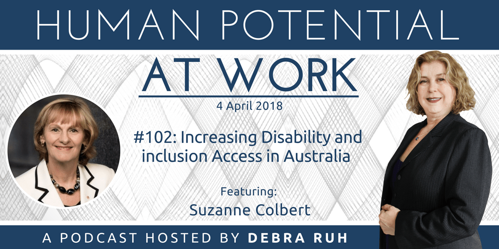 Flyer for #102: Increasing Disability and inclusion Access in Australia
