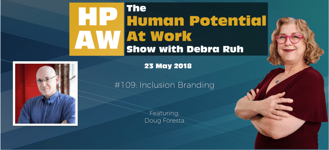 Episode Flyer for #109: Inclusion Branding