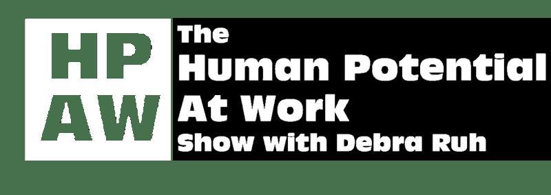 White Logo HPAW with Debra Ruh