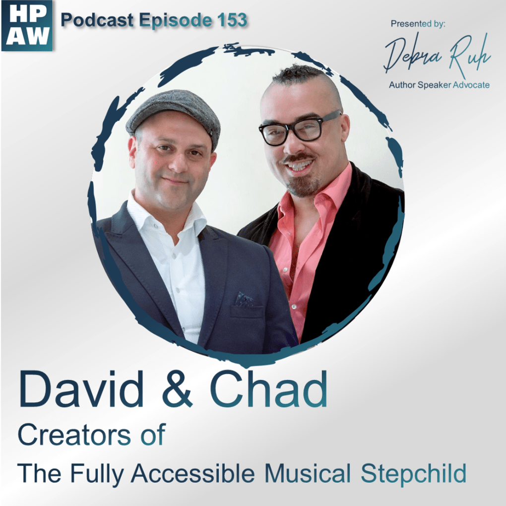 Episode #153 Featuring David James Boyd and Chad Kessler Social Media