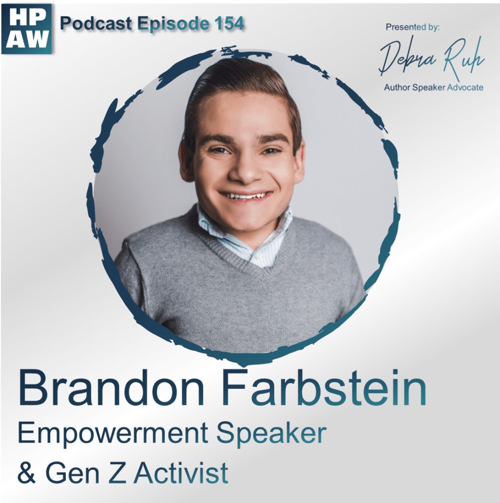 Episode #154 Featuring Brandon Farbstein Social Media