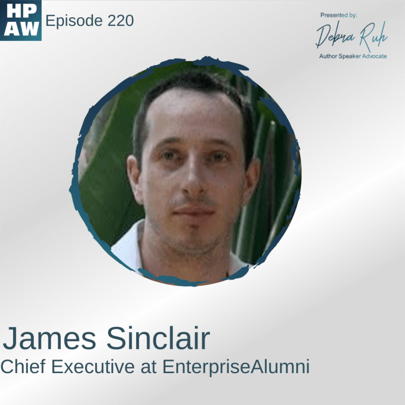 James Sinclair Chief Executive at EnterpriseAlumni