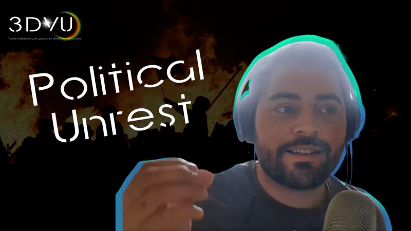#3DVU Political Unrest in 2020. Episode 10
