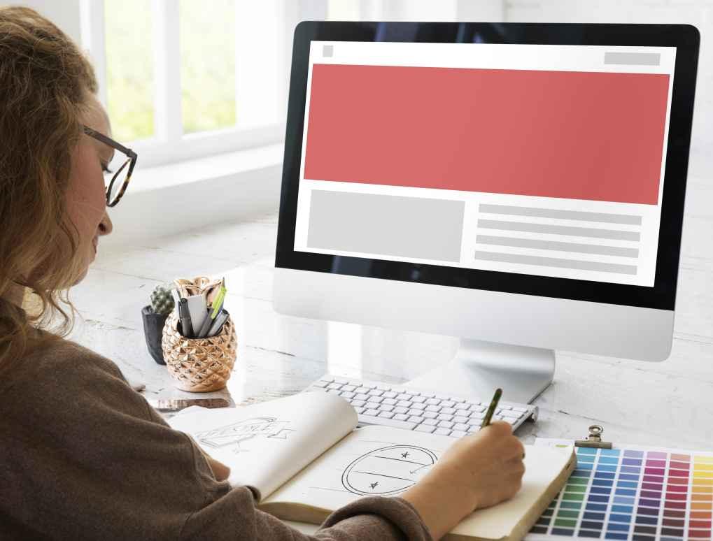 web design banten