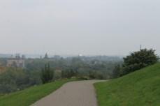Schöner Panoramablick