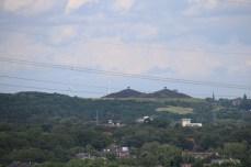 Blick auf Halde Rungenberg
