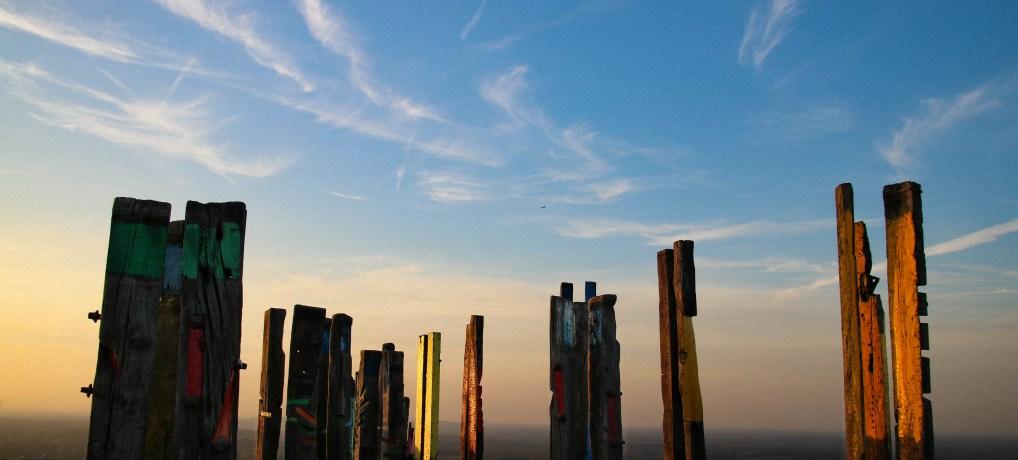 Halde Haniel – Auf dem Gipfel der Ruhrpott Mountains