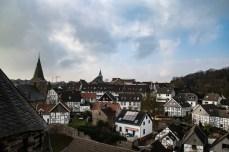 Über den Dächern von Hattingen