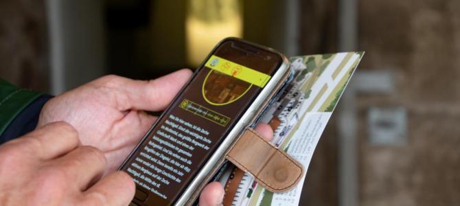 Ruhrgebietsgeschichte erleben – Unterwegs mit der neuen App #perspektivwechsel im Erlebnisraum Muttental