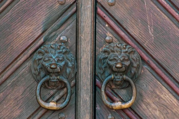 Eingangsportal Harkortturm