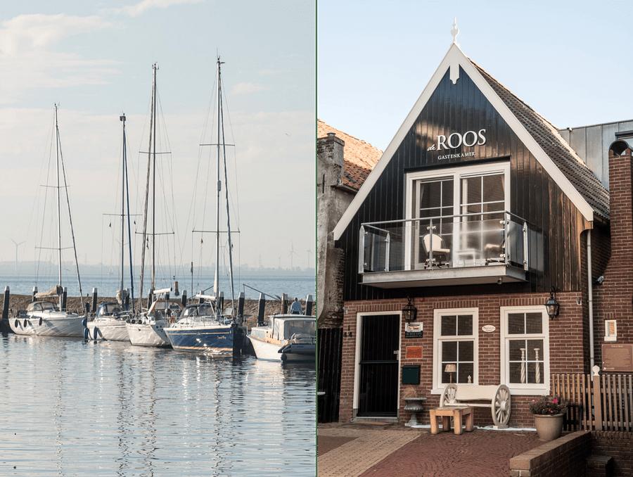De Roos in Urk, IJsselmeer