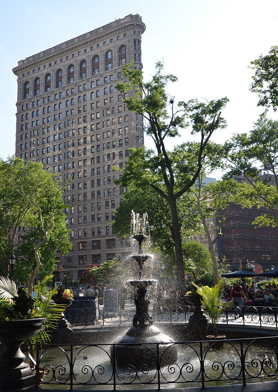 Flatiron Madison Square Park2
