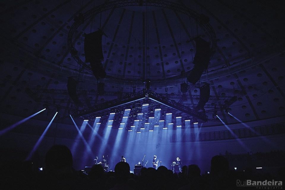 Ornatos Violeta no Superbock Arena