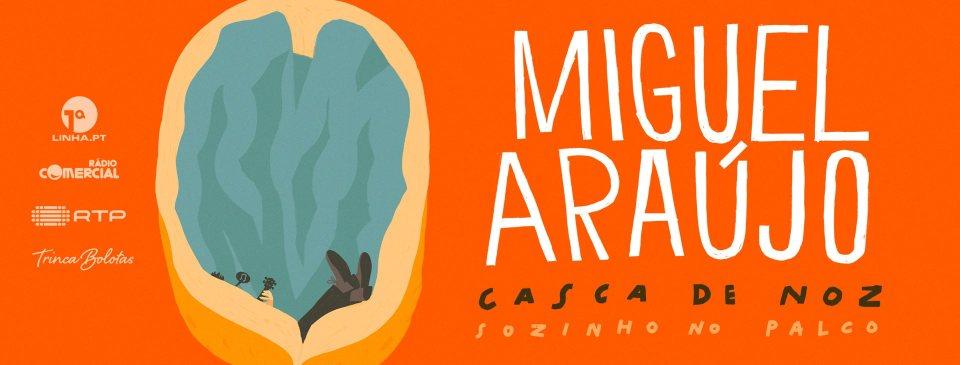 Miguel araujo - Casca de noz