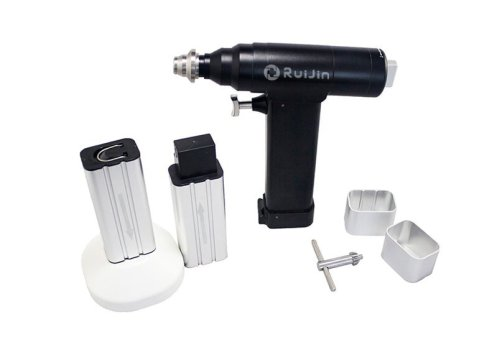 ND-1021 Dual Functional Bone Drill [small AO Interface]