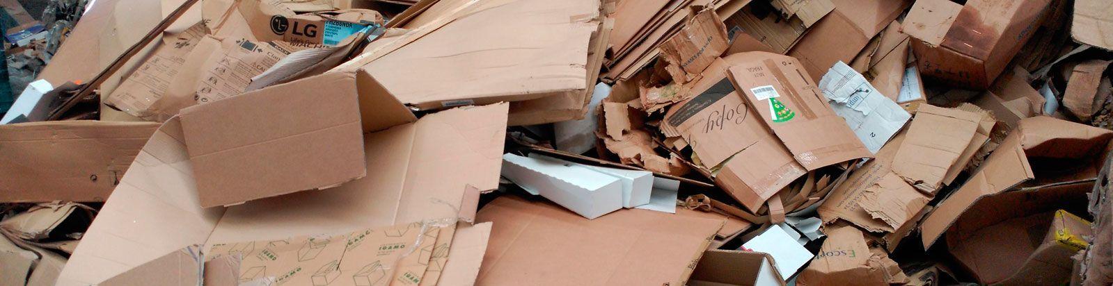 Recuperación De Cartón En Madrid