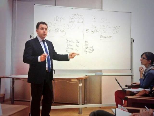 Jesus Ruiz Ballesteros - Charla para Emprendedores