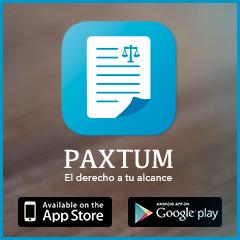 Paxtum APP - plantillas documentos legales