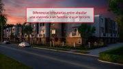 Diferencias tributarias entre alquilar una vivienda a un familiar o a un tercero