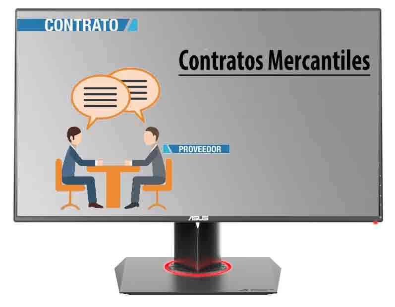 Derecho mercantil: contratos