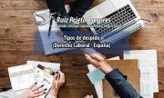 ¿Qué tipos de despido existen en España? | Derecho laboral - Ruiz Prieto