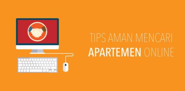 tips mencari apartemen online