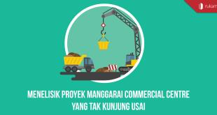 manggarai commercial centre