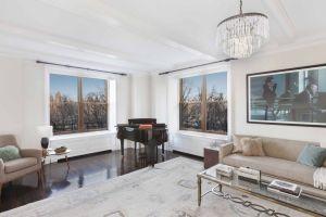 Apartemen Bruce Willis Dengan Pemandangan Central Park, New York